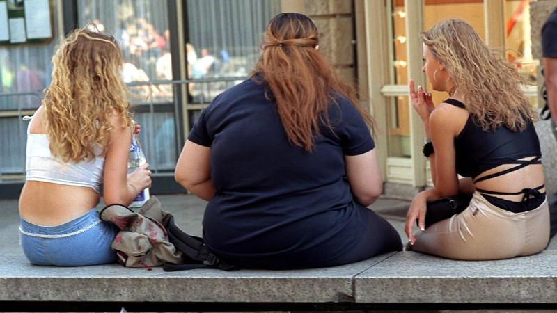 Rund 15% der 3-17 jährigen in Deutschland sind übergewichtig.