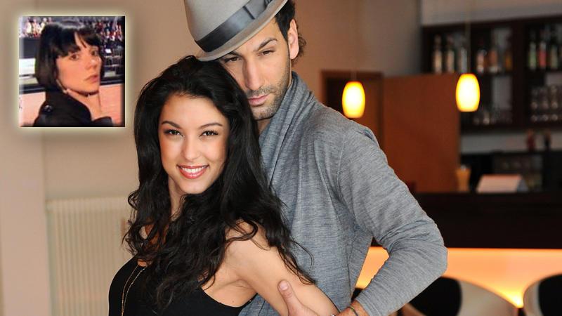 Massimo Sinato und Rebecca Mir stehen inzwischen zur ihrer Liebe