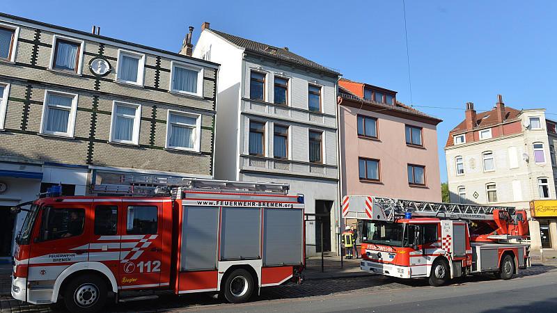 Zwei Brände in Bremen