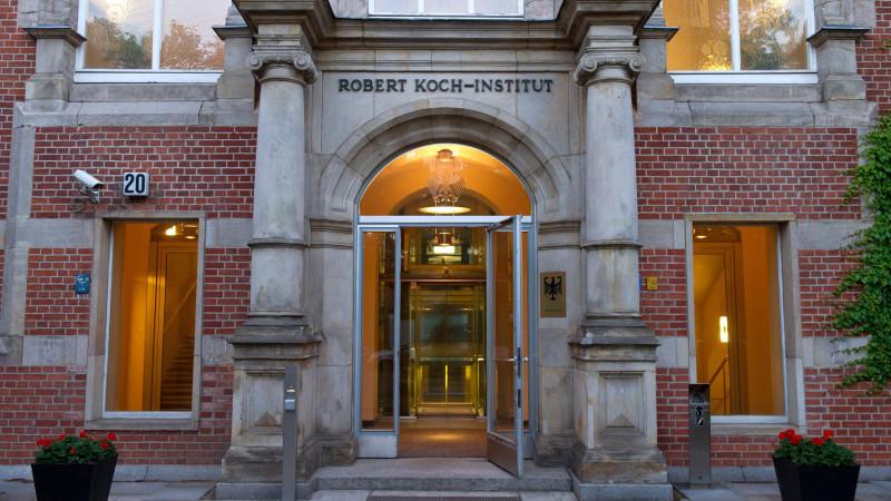 Robert-Koch-Institut veröffentlicht aktuellen Lagebericht