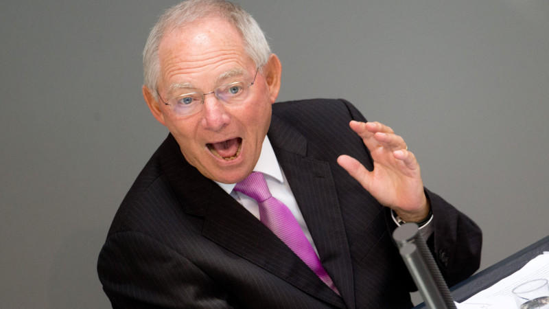 Schäuble, Schuldenkrise, Reformen, EU-Gipfel