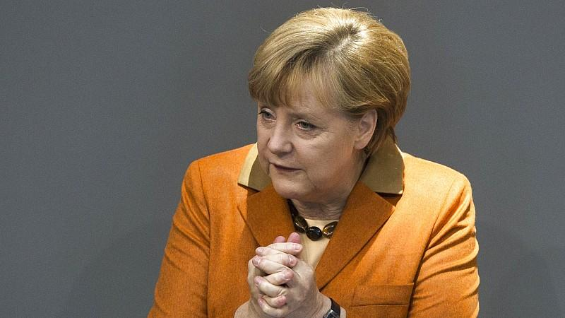 Merkel, EU-Gipfel