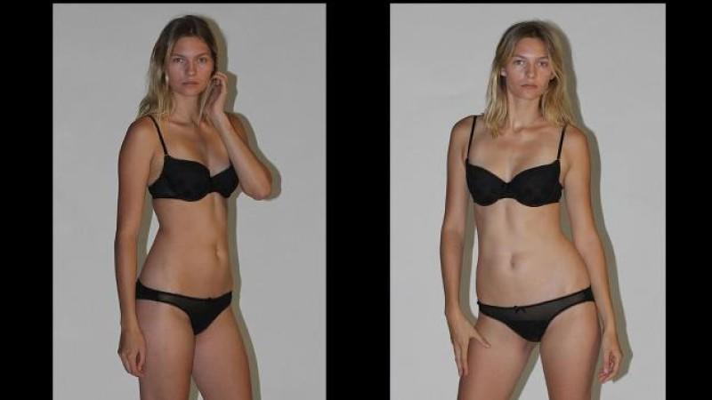 Karolin Wolter: Plus-Size-Model mit Kleidergröße 36!