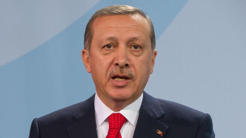 Erdogan Merkel Berlin Treffen Beitritt Syrien Zypern