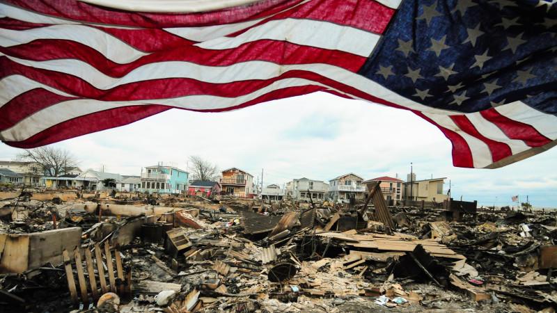 USA, Tropensturm,Sandy,Vermisste