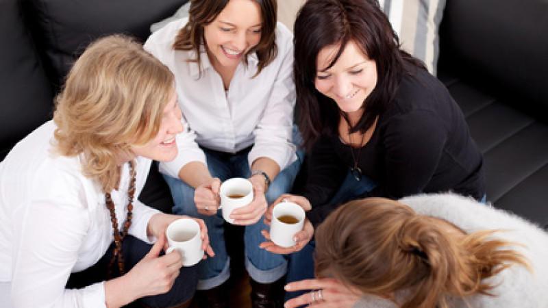 Freundschaftsstudie belegt: Frauen ist Reden wichtiger als Männern.
