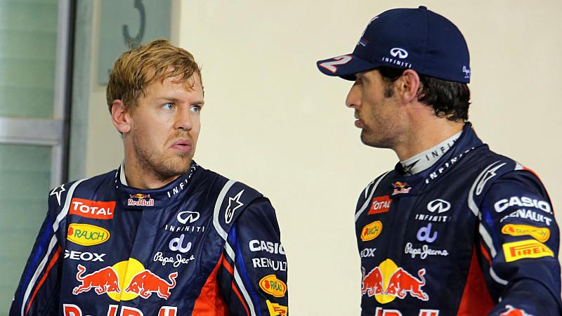 Vettel: Keine Reue gegenüber dem Teamkollegen