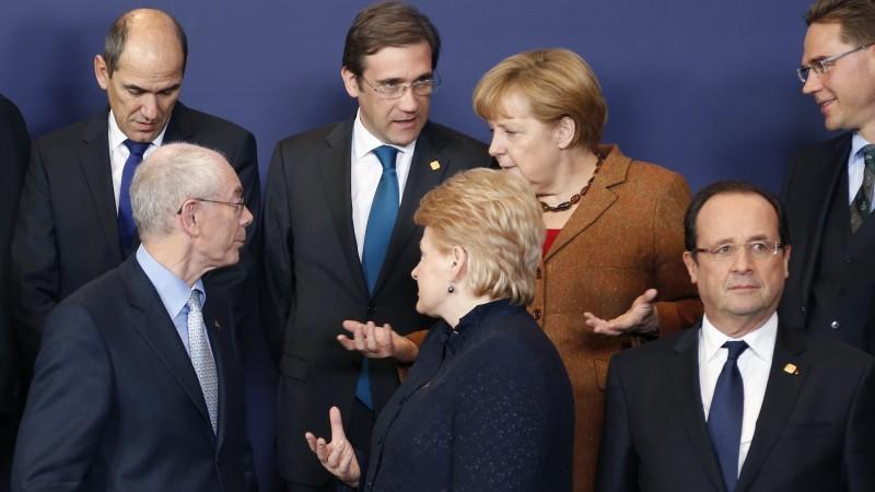 Die EU-Staats- und Regierungschefs haben bei ihrem Sondergipfel in Brüssel bisher keine Einigung im Streit um den EU-Haushalt bis 2020 gefunden.
