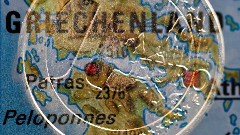 Das Schuldenrückkaufprogramm für Griechenland hat begonnen.
