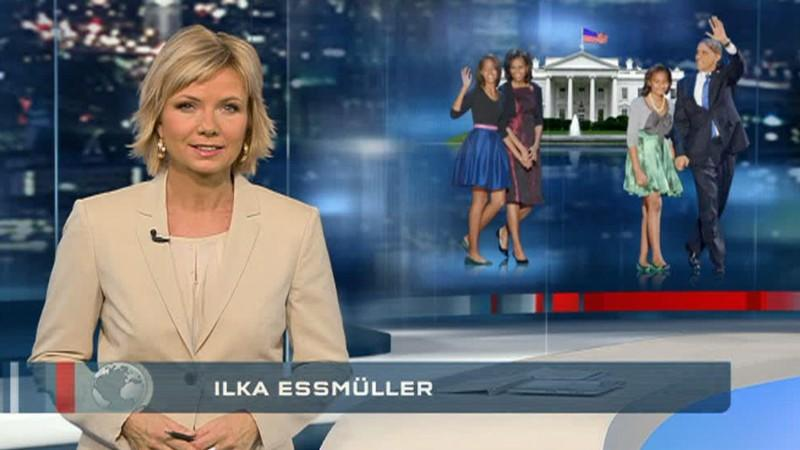 Nachtjournal-Moderatorin Ilka Eßmüller.