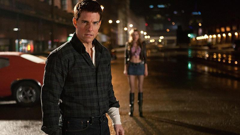 Tom Cruise als Jack Reacher im gleichnamigen Film