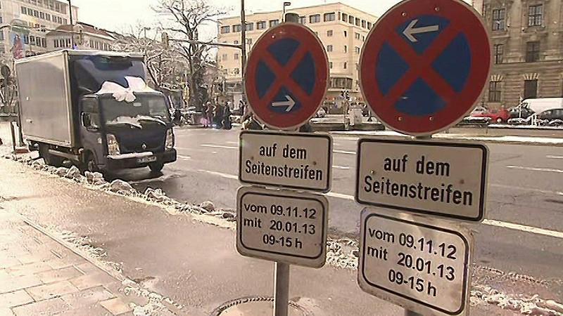 falschparken, parkverbot, israel