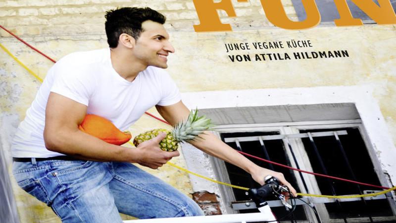 Vegan-Koch Attila Hildmann weiß, wie auch Koch-Anfänger leckere und gesunde Speisen zaubern.