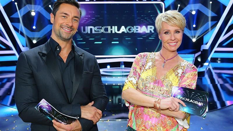 'Unschlagbar': Neue RTL-Show mit Marco Schreyl und Sonja Zietlow.