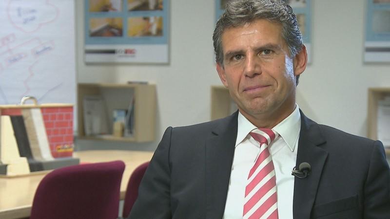Undercover Boss ISOTEC-Geschäftsführer Horst Becker