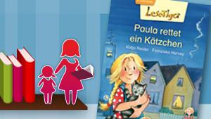 'Paula rettet ein Kätzchen' von Katja Reider