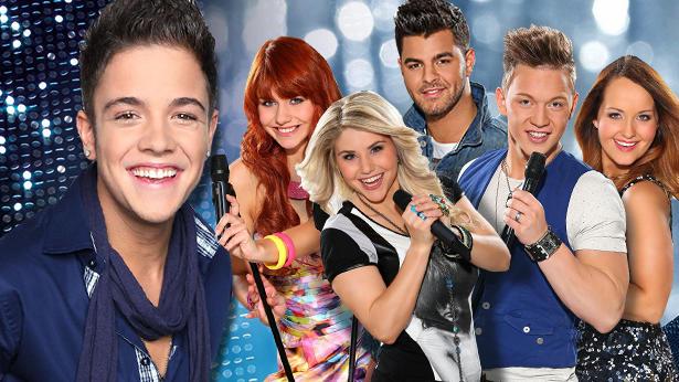 """Wer singt was in der sechsten Mottoshow von """"Deutschland sucht den Superstar"""" 2013?"""