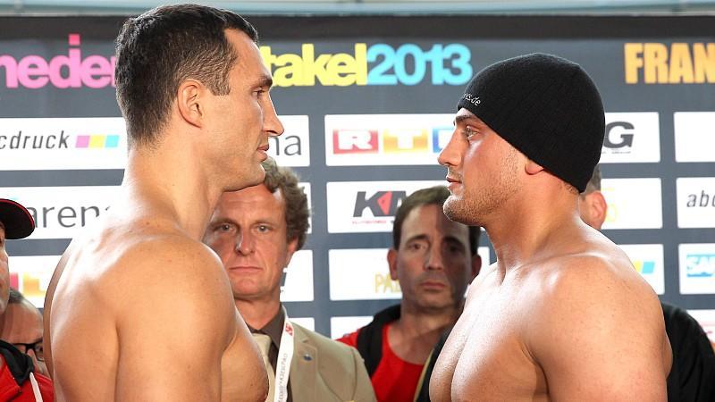 Wladimir Klitschko, Francesco Pianeta, Boxen, Schwergewicht