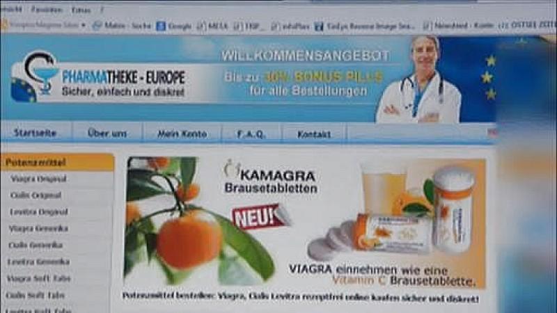 """Das Geschäftsmodell mancher Internet-""""Apotheke"""": Sie verkauft gefälschte Medikamente. Das kann lebensgefährlich werden."""