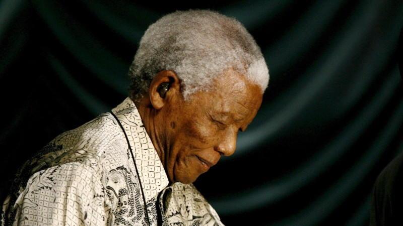 """Mandela Tochter: """"Noch ist er da"""""""