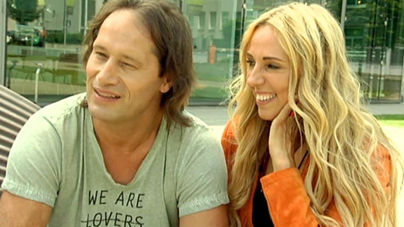 Loona und ihr Freund Mark sind seit 2011 ein Paar.
