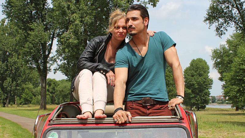 AWZ-Stars Juliette und Salvatore Greco