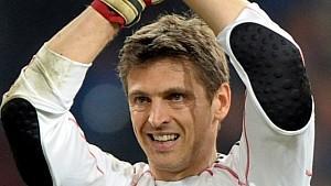 Hans Jörg Butt erzielte 26 Bundesliga-Treffer.