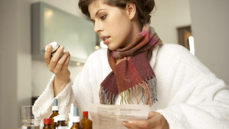 Wechselwirkungen von Medikamenten und Lebensmitteln