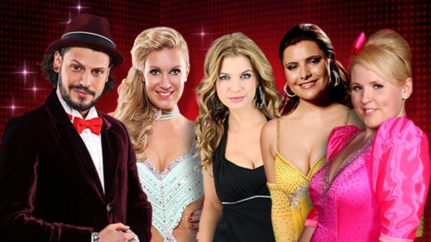 """Diese fünf """"Dancing Stars"""" tanzen für den guten Zweck"""