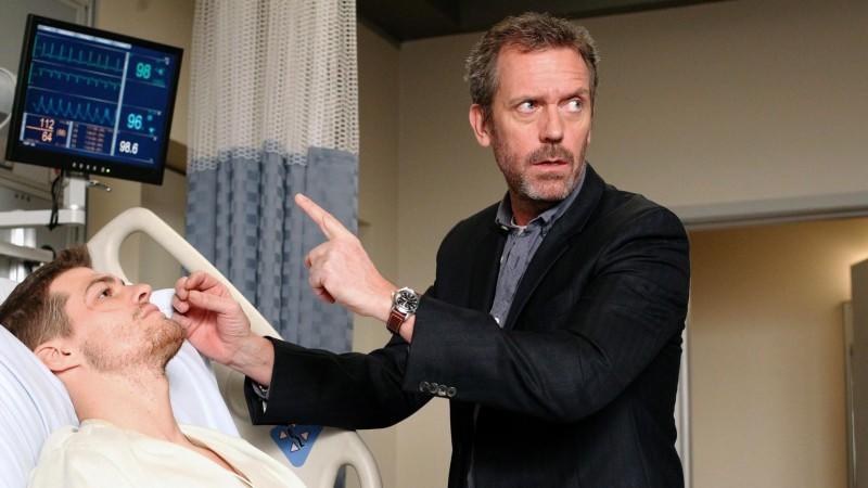Die Erinnerung an die TV-Serie 'Dr. House' rettete einem Patienten das Leben.