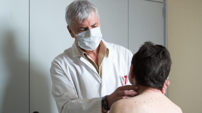 Tuberkulose ist eine bakterielle Infektionskrankheit.