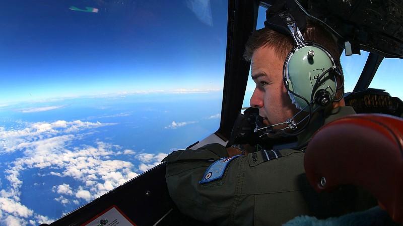 MH370 Suche