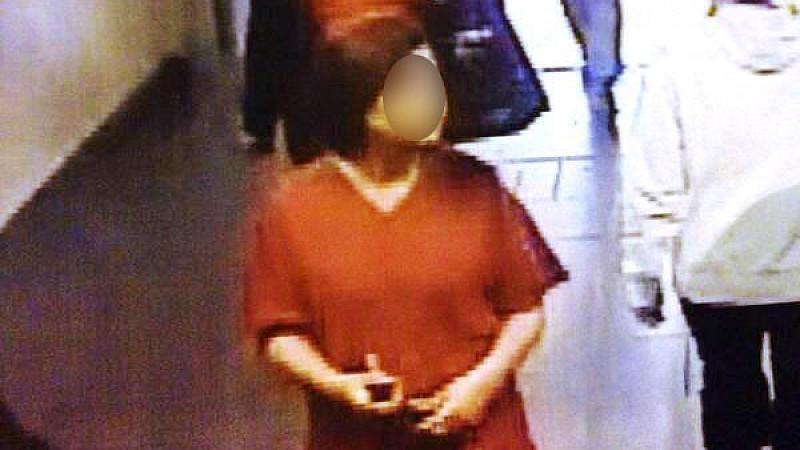 Mit diesem Bild fahndete die Polizei nach der Entführerin (Quelle: Sûreté du Québec)