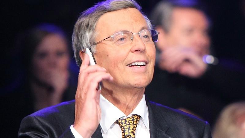 Wolfgang Bosbach hat den höchsten deutschen Telefon-Joker