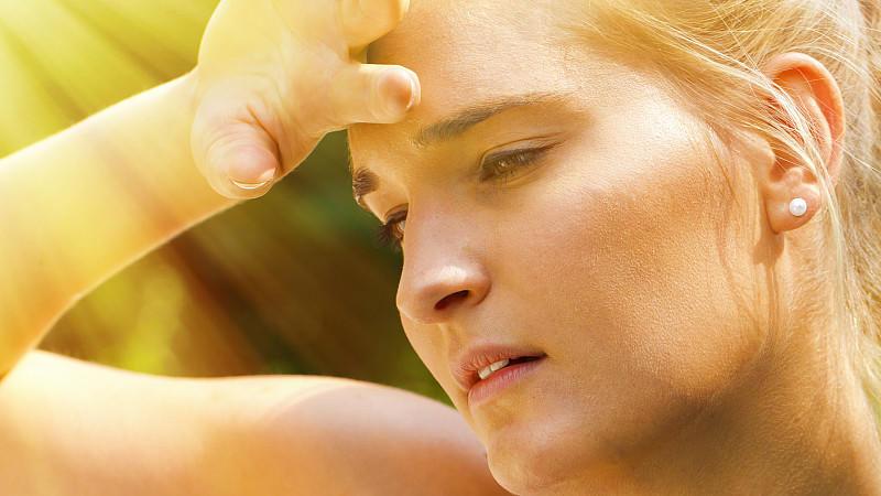Sonnenstich: Das hilft bei zu viel Sonne