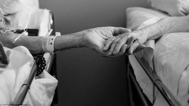Das Ehepaar Don und Maxine Simpson war bis in den Tod unzertrennlich.