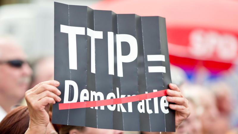 Verhandlungen um TTIP und Demokratie: Diskrepanzen