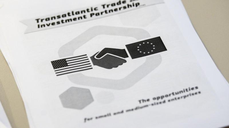 TTIP: Akte bleibt für den Bürger geschlossen