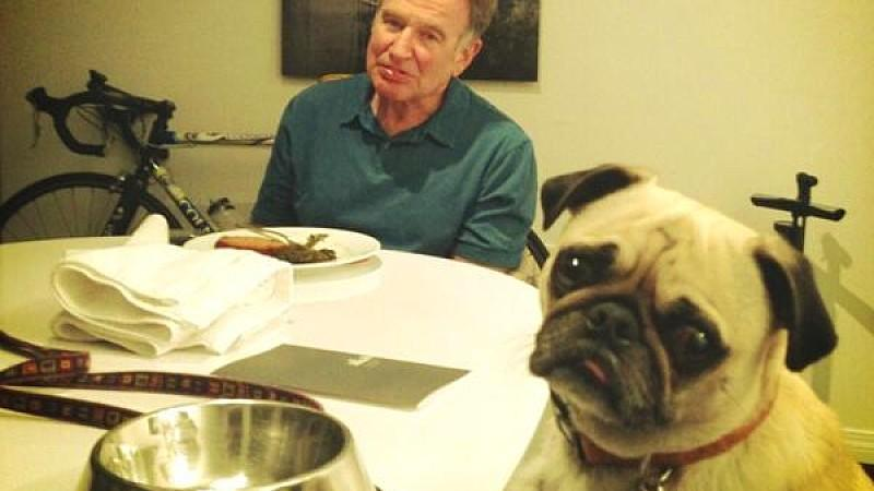 Robin Williams teilte alles mit Leonard
