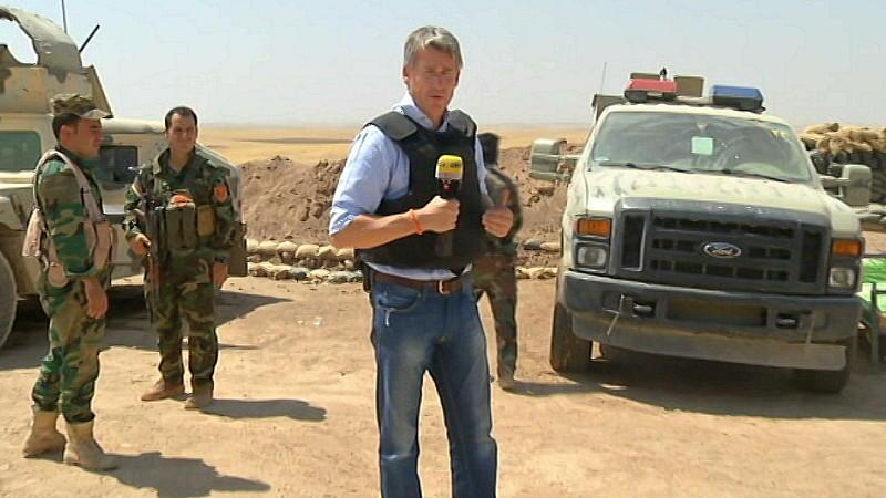 Peschmerga kämpfen mit veralteten gegen IS