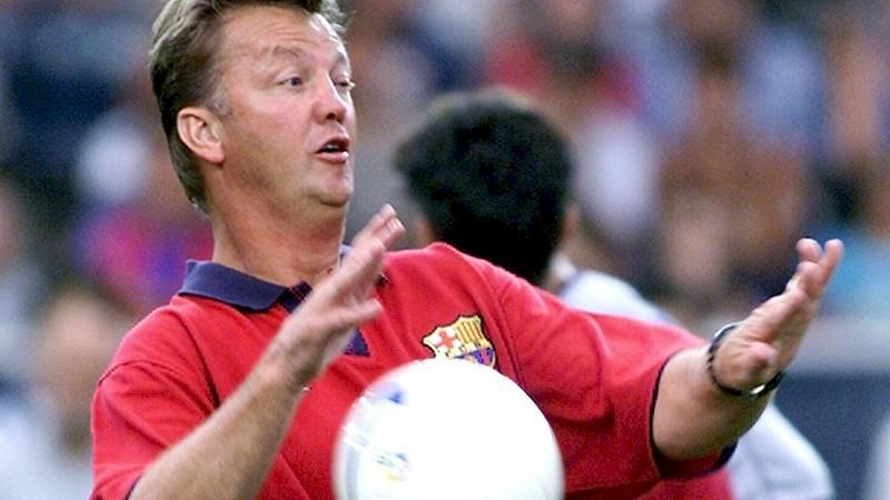 Louis van Gaal, FC Barcelona, 1999