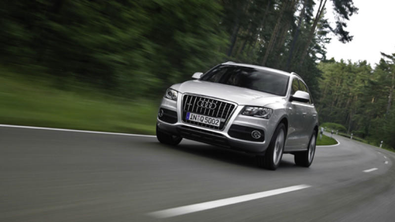 Große Rückrufaktion bei Audi: 70.000 Fahrzeuge könnten von Bremsproblemen betroffen sein.