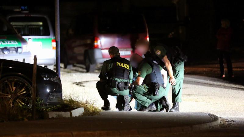 Polizeieinsatz in Nußdorf