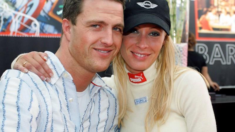 Cora und Ralf Schumacher lassen sich angeblich scheiden.