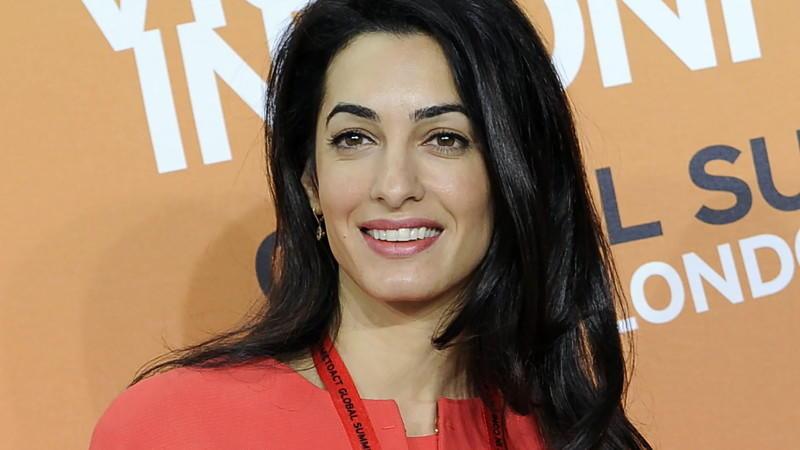 Amal Alamuddin - die Superfrau an George Clooneys Seite
