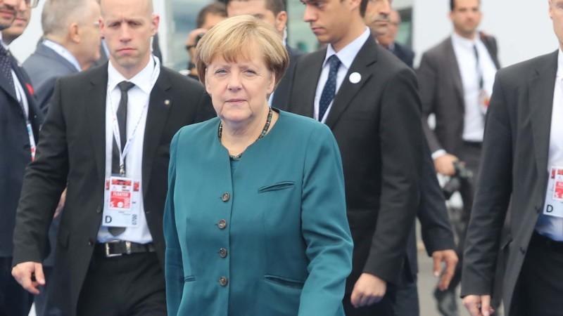 """Für Kanzlerin Merkel ist ein einheitlichen Datenschutz in der EU """"außerordentlich wichtig""""."""