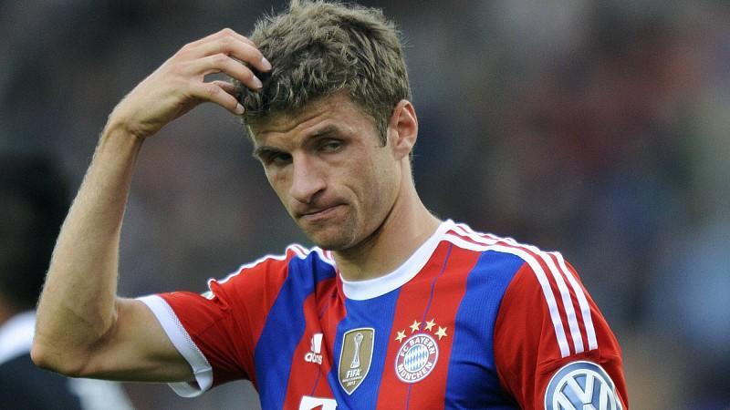Thomas Müller erwartet in Rom eine heißen Fight.