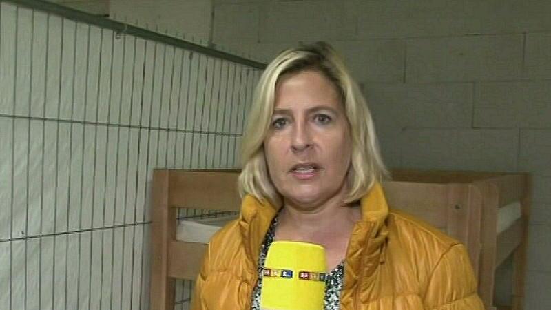 RTL-Reporterin Michaela Johannsen sprach mit syrischer Flüchtlingsfamilie