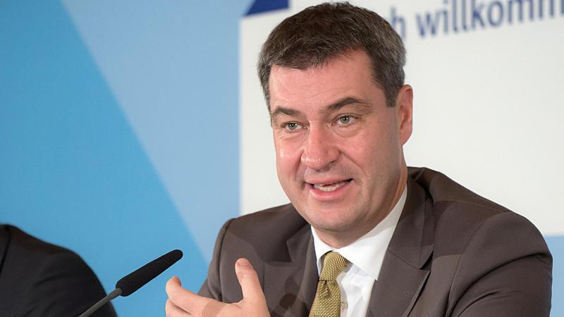 Der bayrische Finanzminister Markus Söder (CDU) fordert eine Reform des Länderfinanzausgleichs.