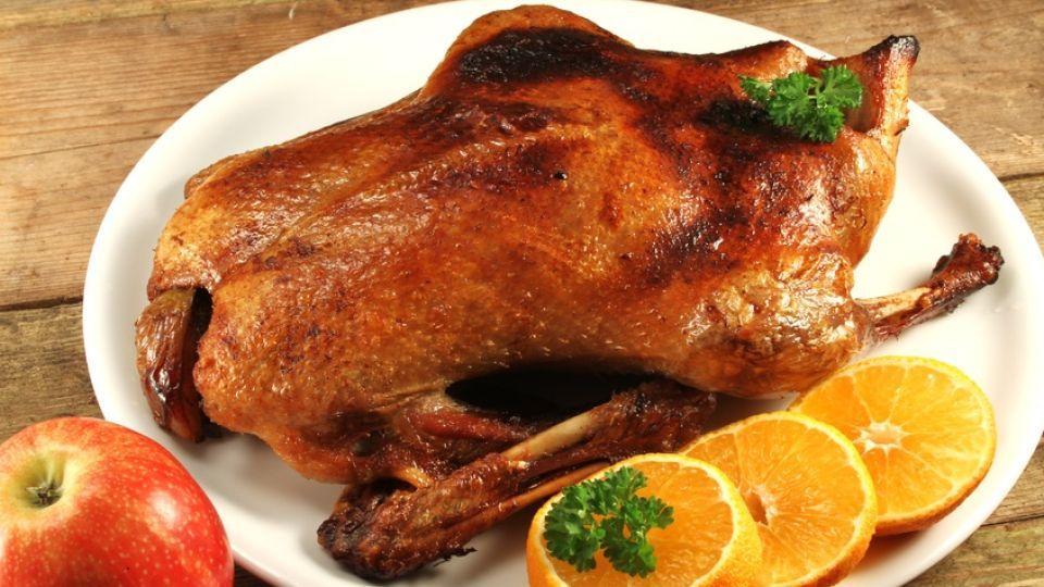 Vogelgrippe: Weihnachten ohne Gänsebraten?